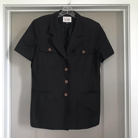 Le Suit Jackets & Blazers - Le Suit vintage suit jacket